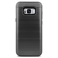 Fashion Metallic Brushed Case for Galaxy S8 Plus