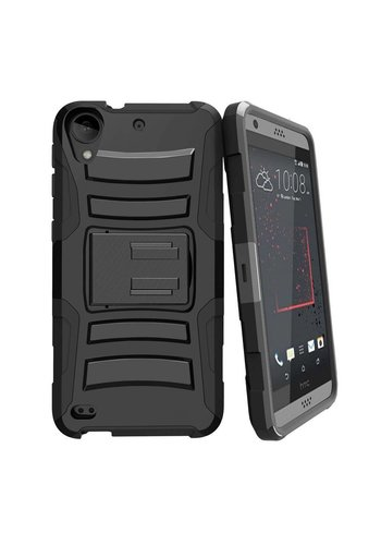 Armor Kickstand Holster Clip Case for HTC Desire 530