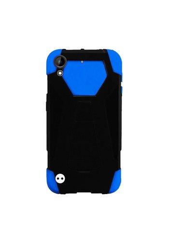 Hybrid T Kickstand Case For HTC Desire 530