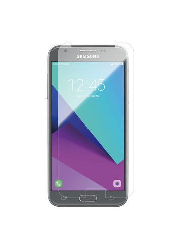 Premium Tempered Glass for Galaxy J3 Emerge / Prime (2017) - Single Pack