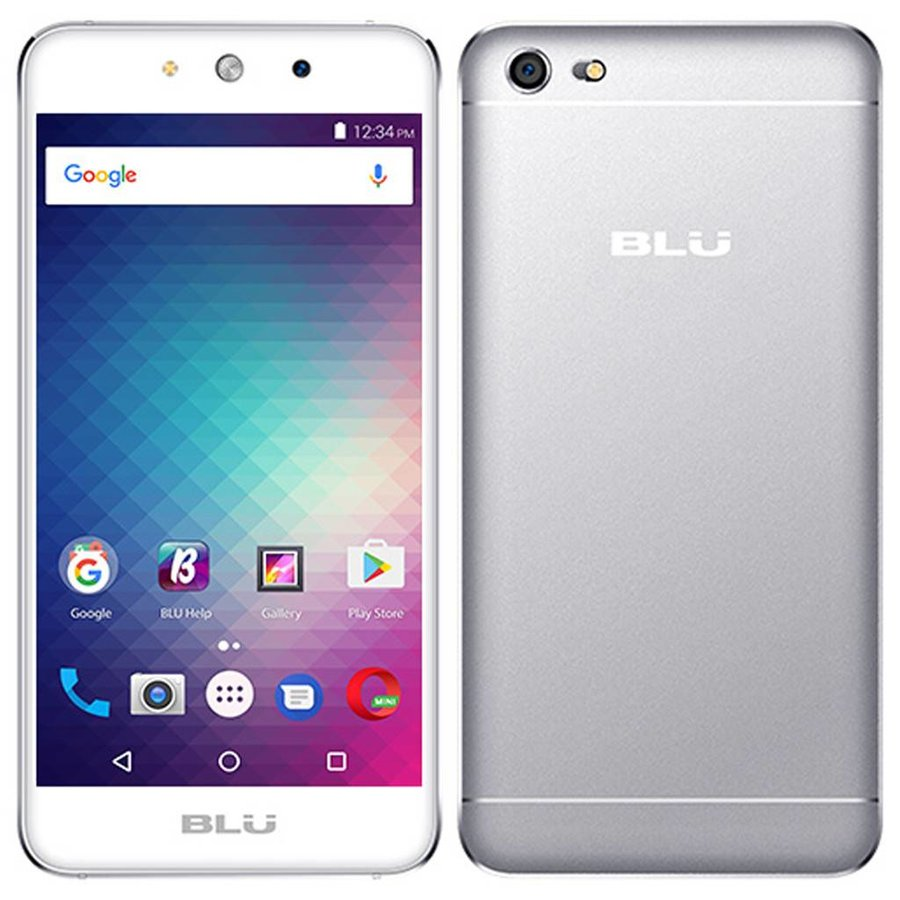 Cell Phone Blu Grand M (G070Q)