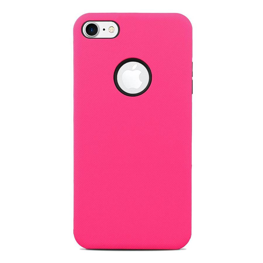 Fashion Slim Hybrid Texture Case For iPhone 7
