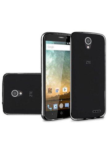 TPU Gel Case For ZTE Prestige 2 (N9136)