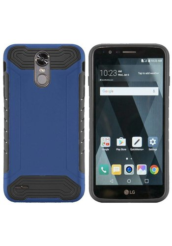 Q Slim Hybrid Dual Layer Armor Case For LG Stylo 3 (LS777) / Stylo 3 Plus