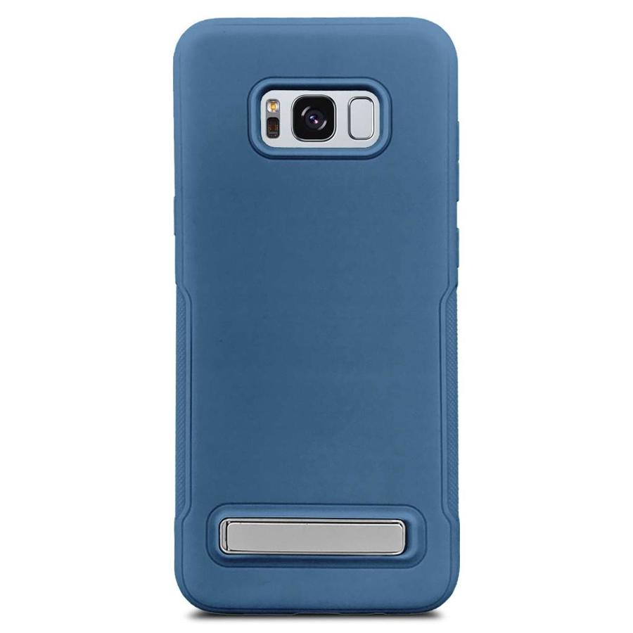 Fashion Case TPU Brushed Style With Kickstand For Galaxy S8 Plus