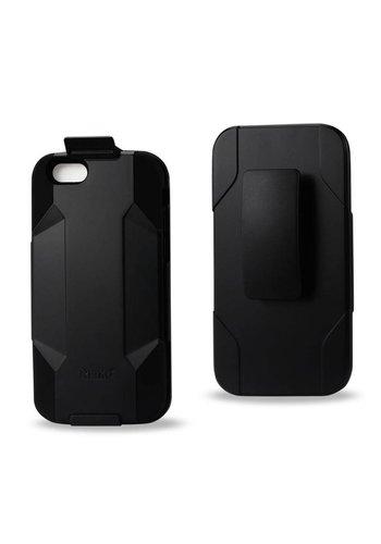 Reiko Hybrid Heavy Duty Holster Clip Case for iPhone 6/6S
