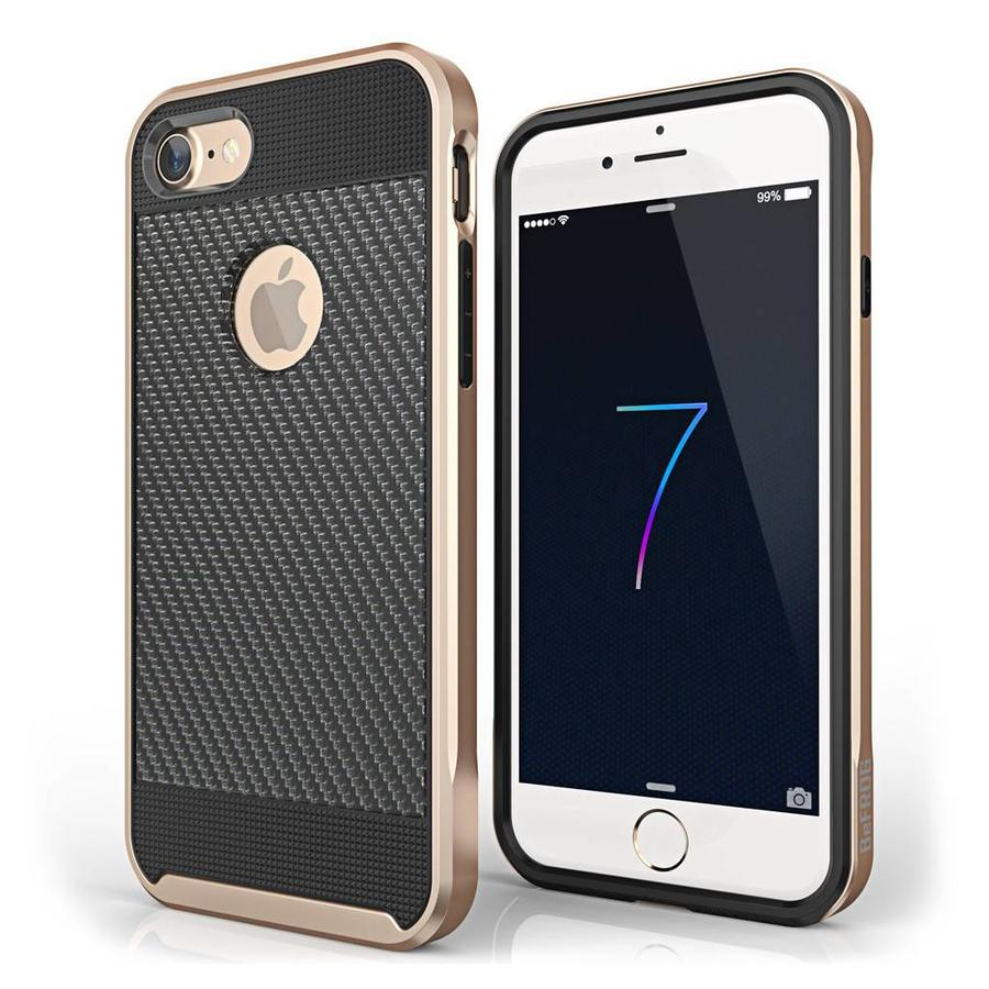BEFROG Premium Hard Leather Case for iPhone 7