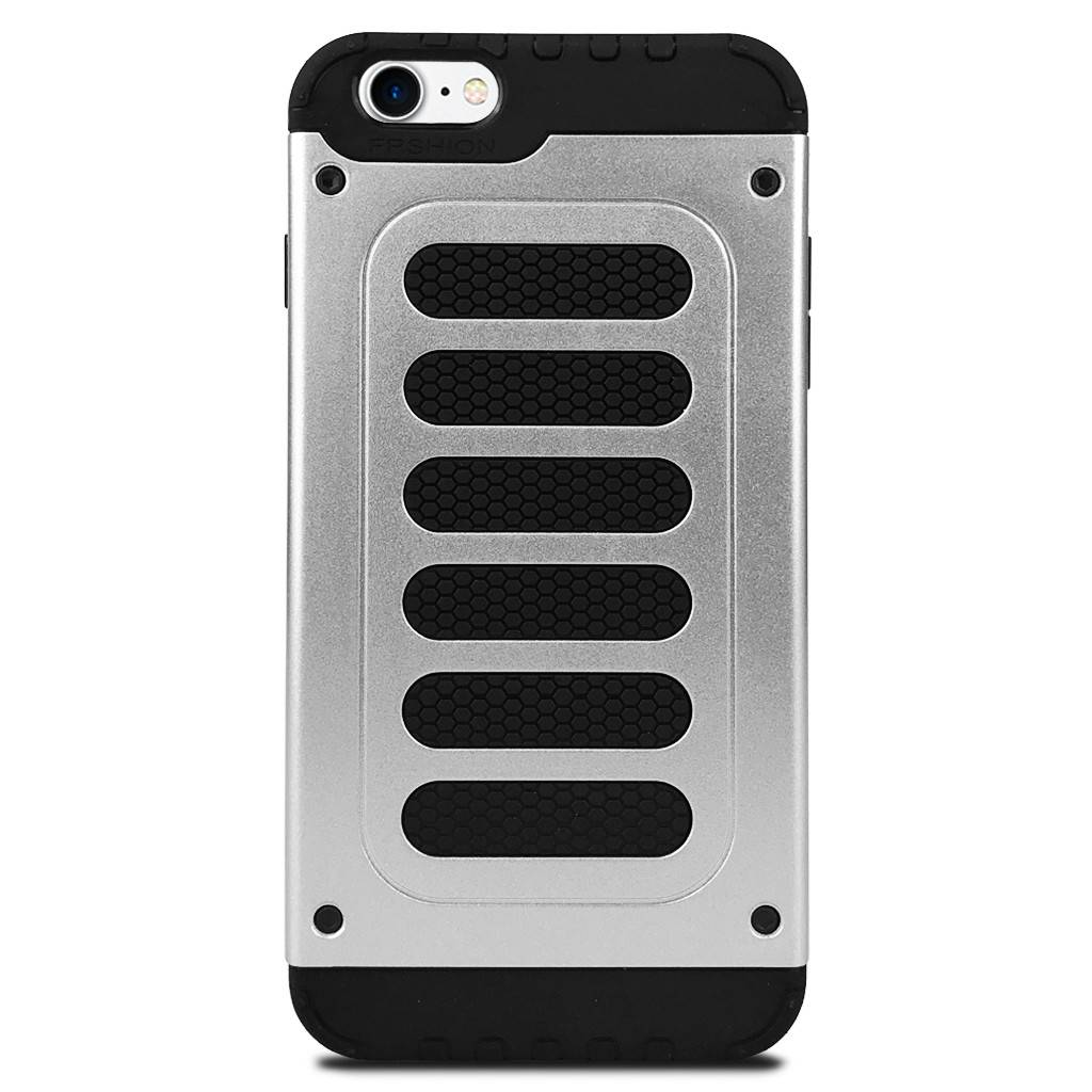 Sleek Design Rugged Silicone Grip Case For Iphone 7