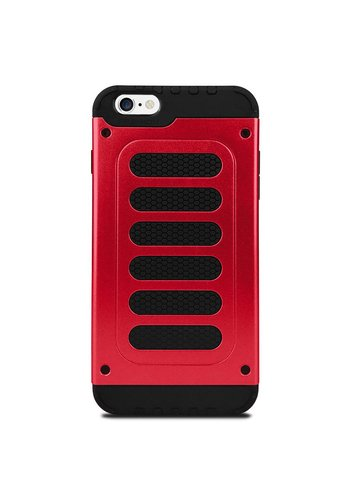 Sleek Design Rugged Silicone Grip Case For iPhone 6/6S Plus