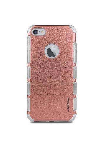 Motomo Selection Hybrid PC+TPU Metallic Case For iPhone 6/6S Plus