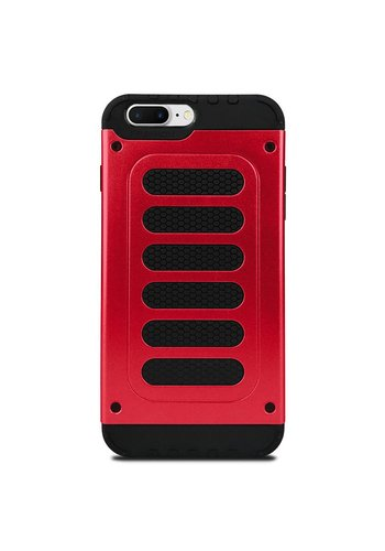 Sleek Design Rugged Silicone Grip Case For iPhone 7 Plus