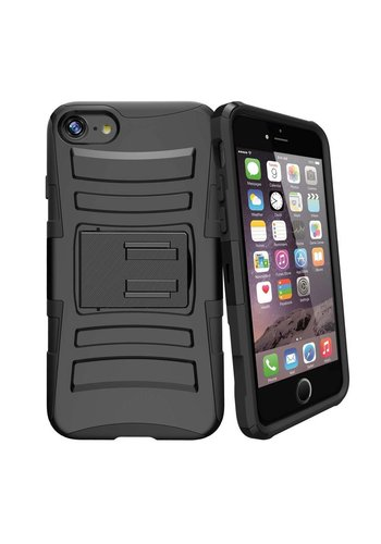 Armor Kickstand Holster Clip Case for iPhone 7/8