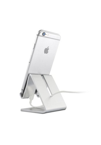 Metallic Small Stand for Cell Phones and Tablets