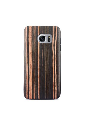 Wooden Macassar Style Fashion Case for Galaxy S7