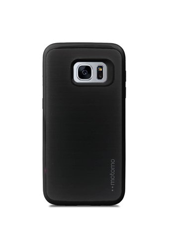 Fashion Case Motomo PC+TPU Glossy Colored Edge For Galaxy S7