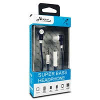 eVogue Super Bass Flat Cable Earphones HF006ST