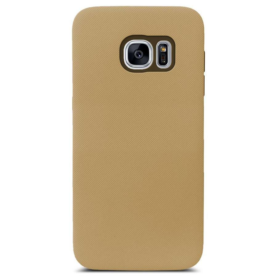 Fashion Slim Hybrid Textured Case For Galaxy S7