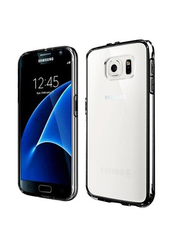 Ultra Slim Clear Hard Fused PC+TPU Case for Galaxy S7