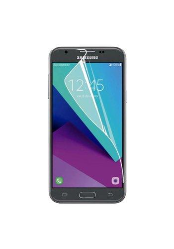 Premium Plastic Screen Protector for Galaxy J3 Emerge / Prime (2017)  - Single Pack