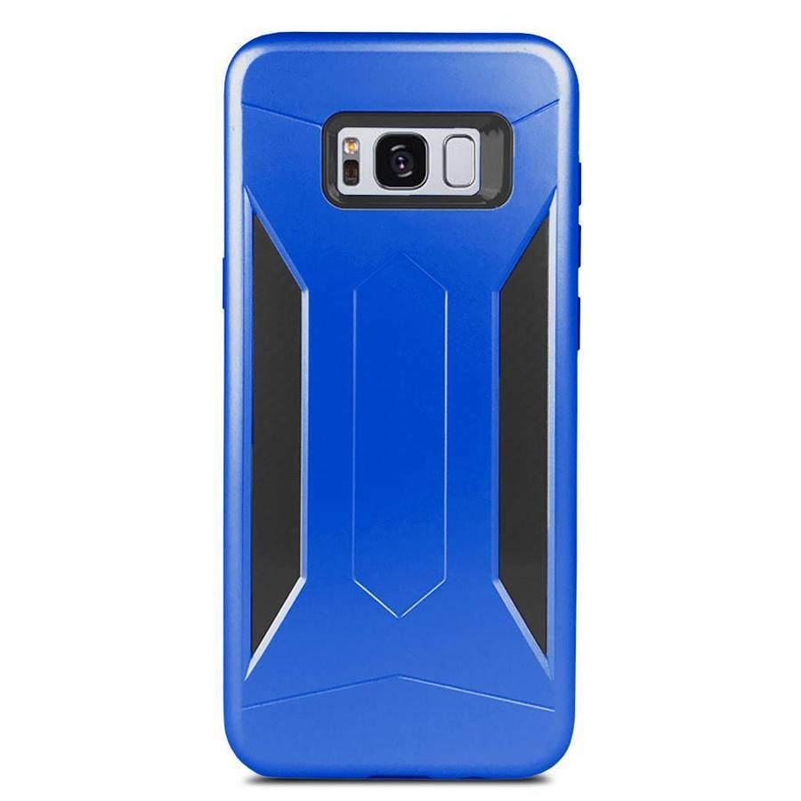 Fashion Case Slim Hybrid Dual Armor Metallic (Transformer) For Galaxy S8