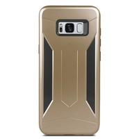 Fashion Case Slim Hybrid Dual Armor Metallic (Transformer) For Galaxy S8 Plus