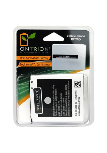Ontrion Battery for Galaxy J3 / J3 Emerge Prime / ON5 / 530