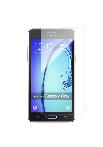 Premium Tempered Glass for Galaxy On5 (SM-G550F) - Single Pack