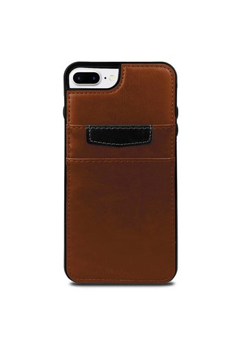 Protective Case Vertical Wallet With 2 Card Slots For iPhone 7/8 Plus