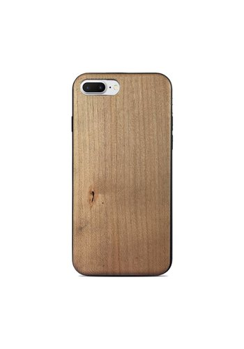 Wooden Maple Style Fashion Case for iPhone 7/8 Plus
