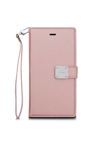 ModeBlu PU Leather Wallet Mode Diary Case for ZTE MAX XL
