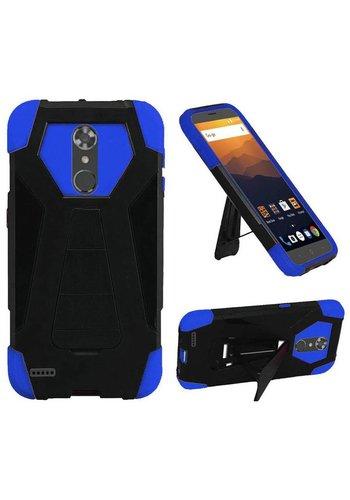 Hybrid T Kickstand Case For ZTE MAX XL