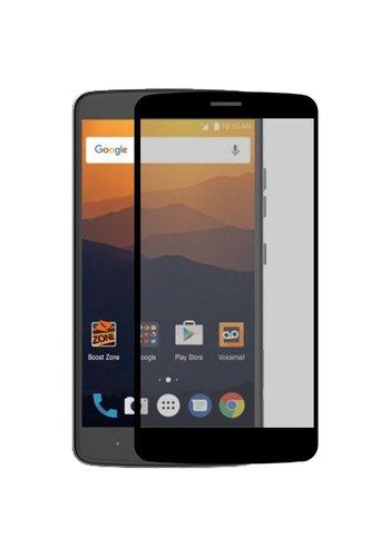 4D Full Cover Tempered Glass for ZTE MAX XL
