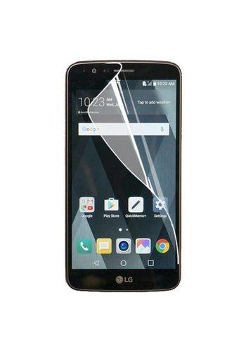 Premium Plastic Screen Protector for LG Stylo 3 (LS777) / Stylo 3 Plus - Single Pack