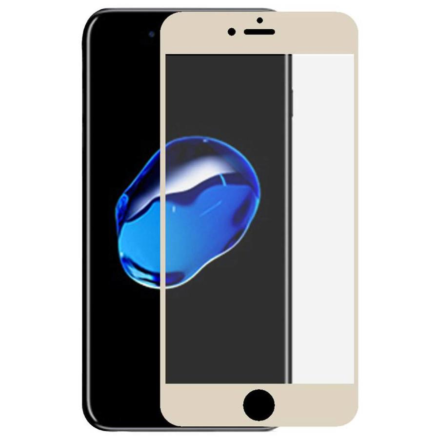 4D Full Cover Tempered Glass for iPhone 7/8 Plus
