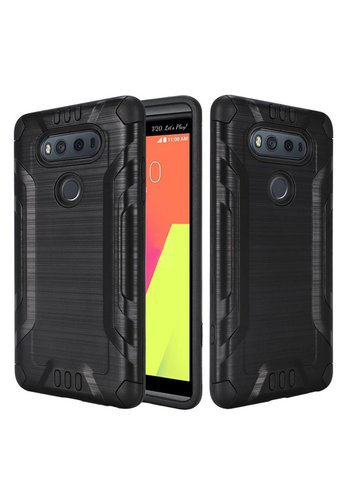 Slim Armor Metallic Design Case For LG V20