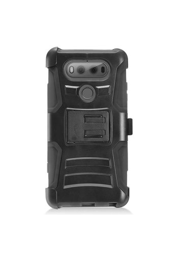Armor Kickstand Holster Clip Case for LG V20