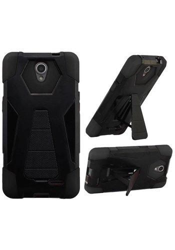 Hybrid T Kickstand Case for ZTE Prestige 2 (N9136)