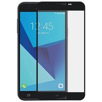 4D Full Cover Tempered Glass for Galaxy J7 Perx / Prime (2017)