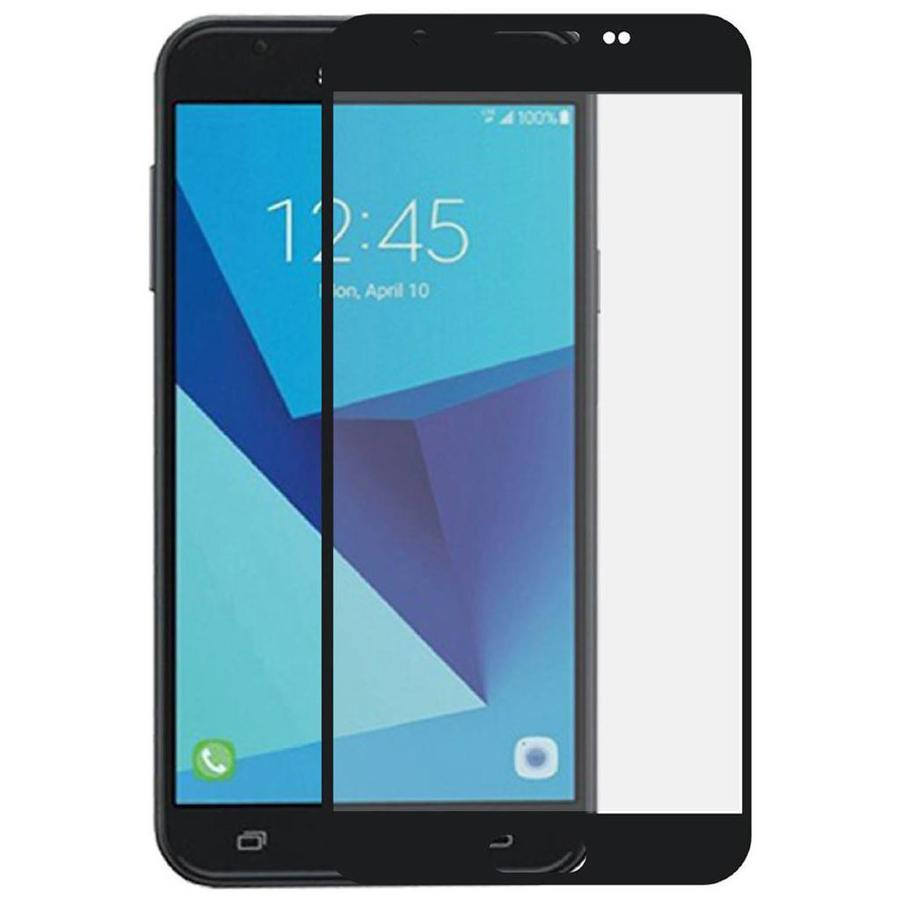 4D Full Cover Tempered Glass for Galaxy J7 Perx / Prime 2017