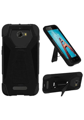 Hybrid T Kickstand Case For Coolpad Defiant