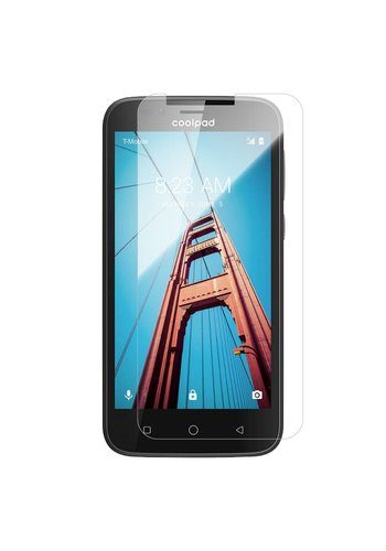 Premium Tempered Glass for Coolpad Defiant - Single Pack