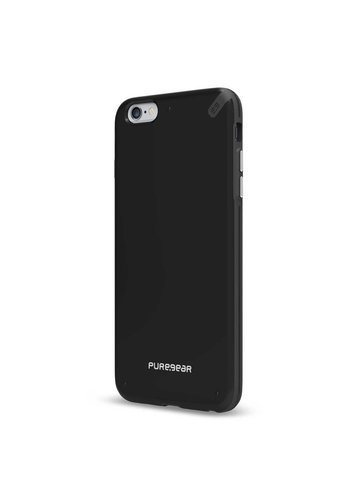 PUREGEAR Slim Shell Solid Case for iPhone 6/6S Plus