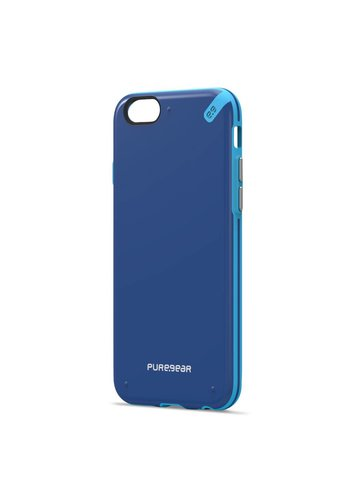 PUREGEAR Slim Shell Solid Case for iPhone 6/6S