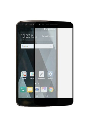 4D Full Cover Tempered Glass for LG Stylo 3 (LS777) / Stylo 3 Plus