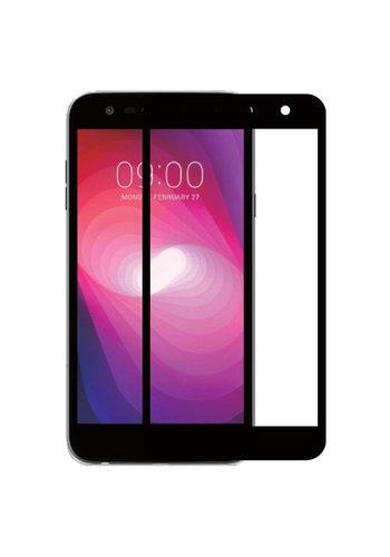 4D Full Cover Tempered Glass for LG X Power 2 / Fiesta / LV7