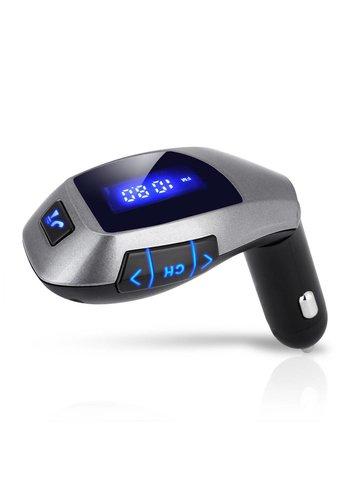 X5 Wireless Car Kit Bluetooth FM Transmitter