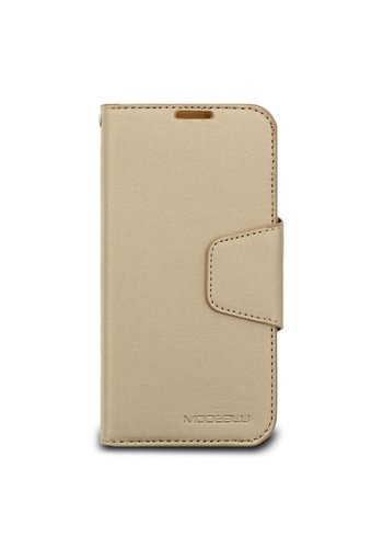 ModeBlu PU Leather Wallet Classic Diary Case for iPhone X