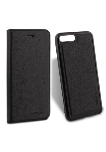 ModeBlu PU Leather Magnetic Wallet Case for iPhone X