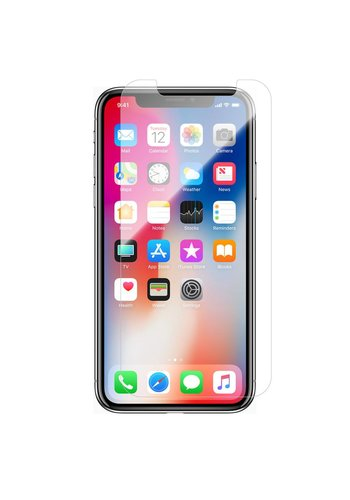 Premium Tempered Glass for iPhone X - Single Pack