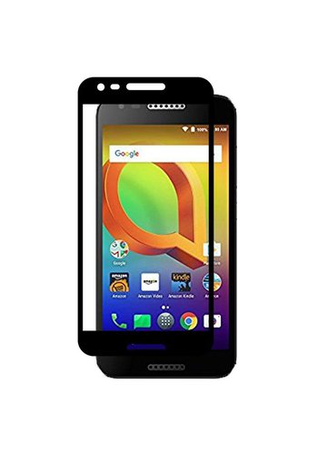4D Full Cover Tempered Glass for Alcatel A30 Plus / A30 Fierce 2017 / REVVL / Walters